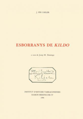 Esborranys de Kildo