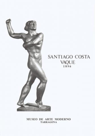 Santiago Costa Vaqué 1896. Catálogo de la obra escultórica conservada en el MAMT