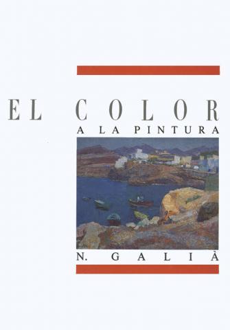El color a la pintura