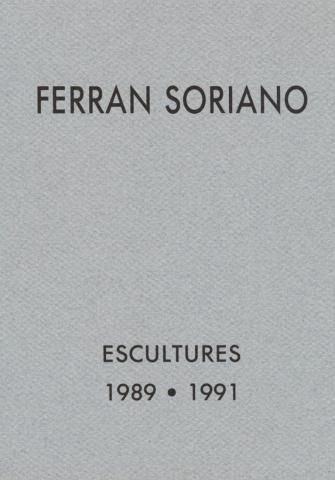Escultures 1989-1991