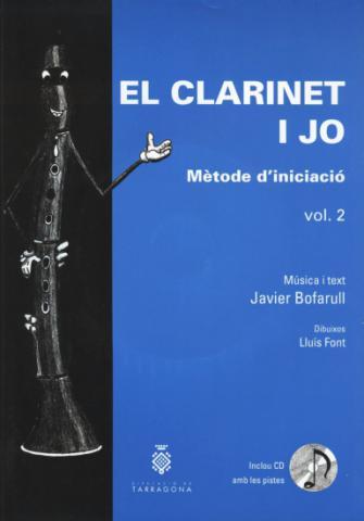 El clarinet i jo. Mètode d'iniciació. Vol. 2