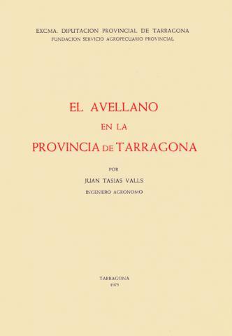 El Avellano en la provincia de Tarragona
