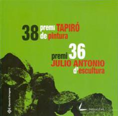 Biennal d'Art 2012. 38 Premi Tapiró, 36 premi Julio Antonio