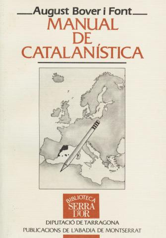 Manual de catalanística