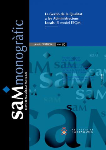 SAM monogràfic: Servei d'Assistència Municipal, núm.  1
