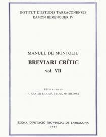 Breviari crític (vol. VII)