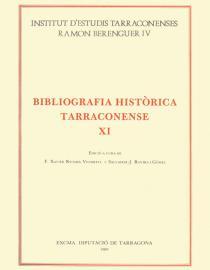 Bibliografia Històrica Tarraconense XI