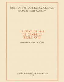 La gent de mar de Cambrils (s. XVIII)