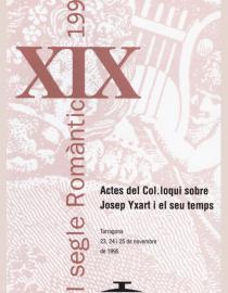 El segle Romàntic: actes del Col·loqui Josep Yxart i el seu temps