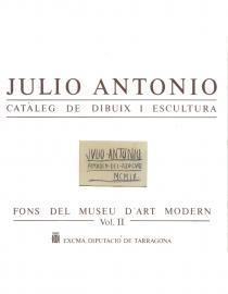 Julio Antonio. Catàleg d'escultura i dibuix