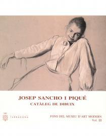 Josep Sancho i Piqué: catàleg de dibuix