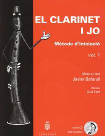 El clarinet i jo. Mètode d'iniciació. Vol. 1