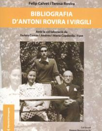 Bibliografia d'Antoni Rovira i Virgili