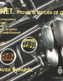 El clarinet. Prova d'accés al grau mitjà
