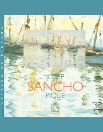 Josep Sancho i Piqué: catàleg de pintura