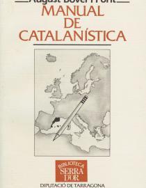 Manual de catalanística