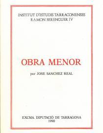 Obra Menor: Artículos históricos publicados en la prensa de Tarragona (1947-1960)