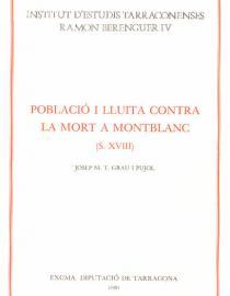 Població i lluita contra la mort a Montblanc. S. XVIII