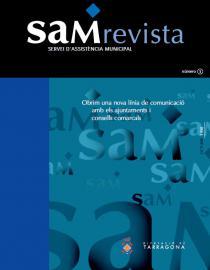 SAM revista: Servei d'Assistència Municipal 1