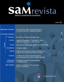 SAM revista: Servei d'Assistència Municipal 3