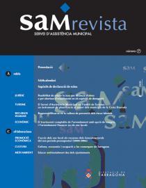 SAM revista: Servei d'Assistència Municipal, núm. 7