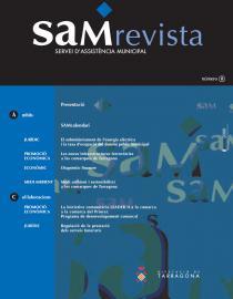SAM revista: Servei d'Assistència Municipal 8