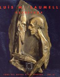 Lluís M. Saumells: escultura