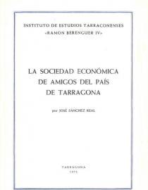 La Sociedad Económica de Amigos del País de Tarragona