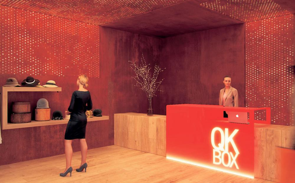 QK BOX, Teresa Gallego