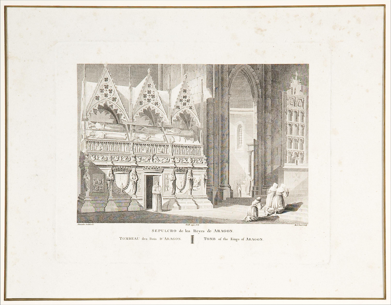 Sepulcro de los Reyes de Aragón | Reville