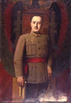 Francisco Franco Bahamonte   Galofré Oller, Francesc