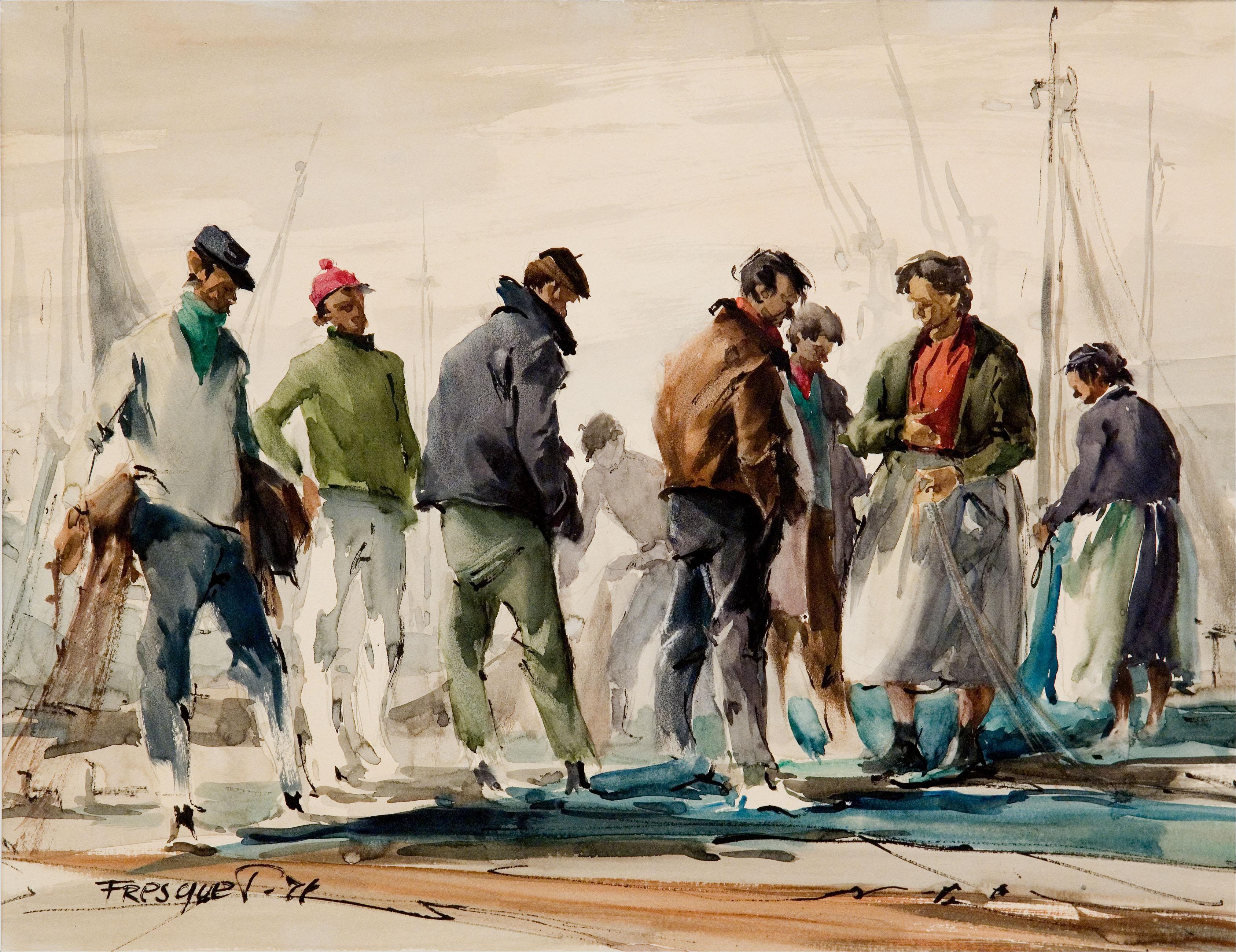 Pescadores | Fresquet Bardina, Guillem