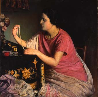 El collaret de perles   Sancho Piqué, Josep