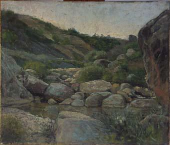 Roques del riu   Sancho Piqué, Josep
