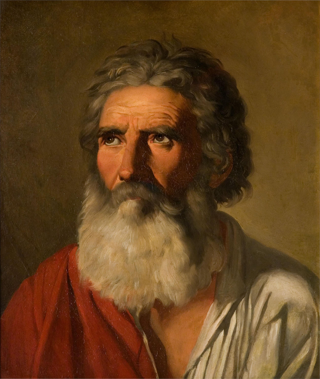 Vell barbut   Sancho Piqué, Josep