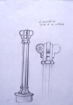 Columnes del seient   Borrás Fà, Jordi