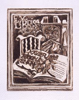 Ex-libris | Casas Hierro, Marià