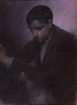 Jove pregant | Sancho Piqué, Josep