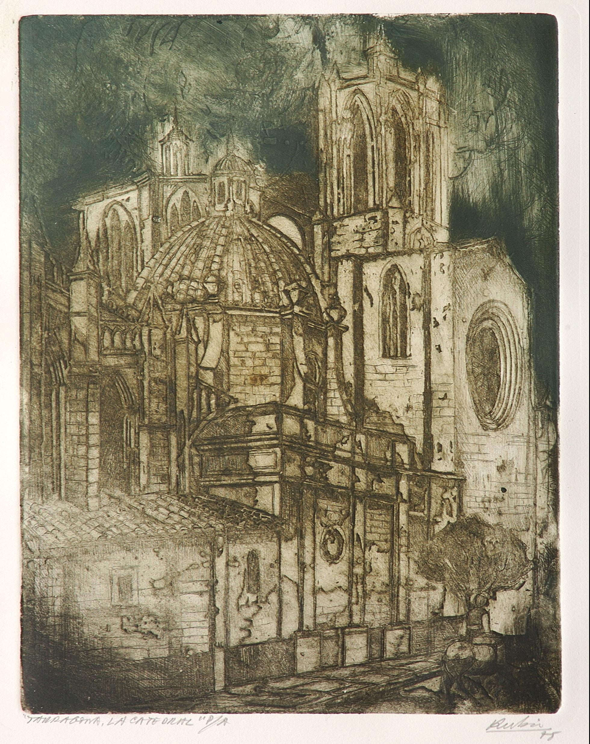 La Catedral de Tarragona | Rubio Martínez, Mariano