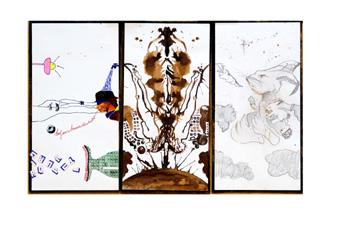 Cadavre & Grafit 4 | Mesa Rosés, Blai