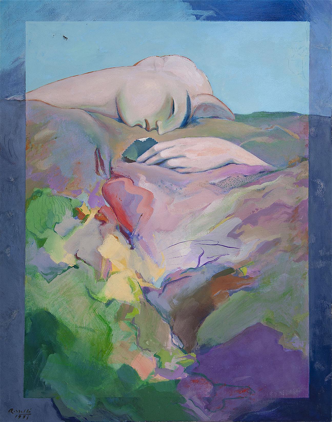 El faune somiador   Rosselló ( Roselló Virgili, Josep M)