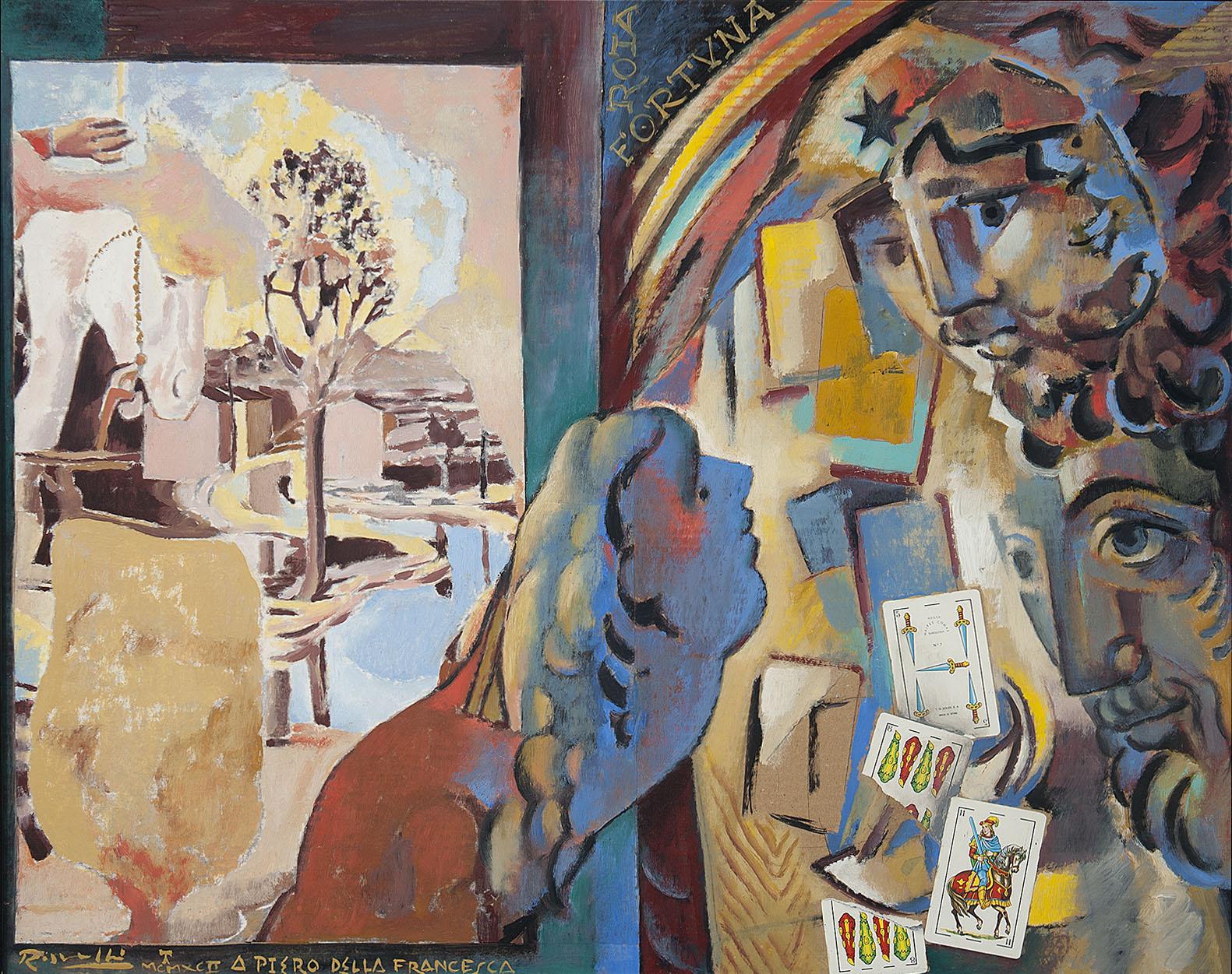 Fortuna Rota Carmina | Rosselló ( Roselló Virgili, Josep M)