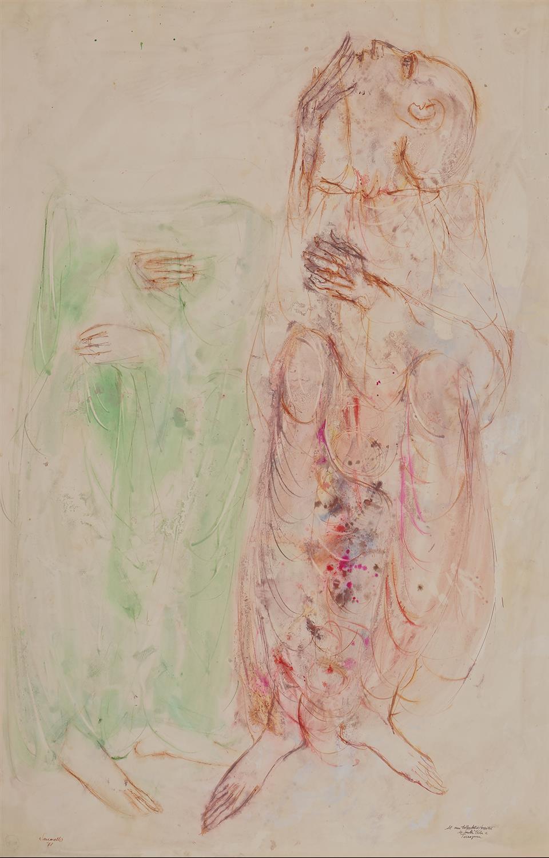 Dues figures | Saumells Panadés, Lluís M.