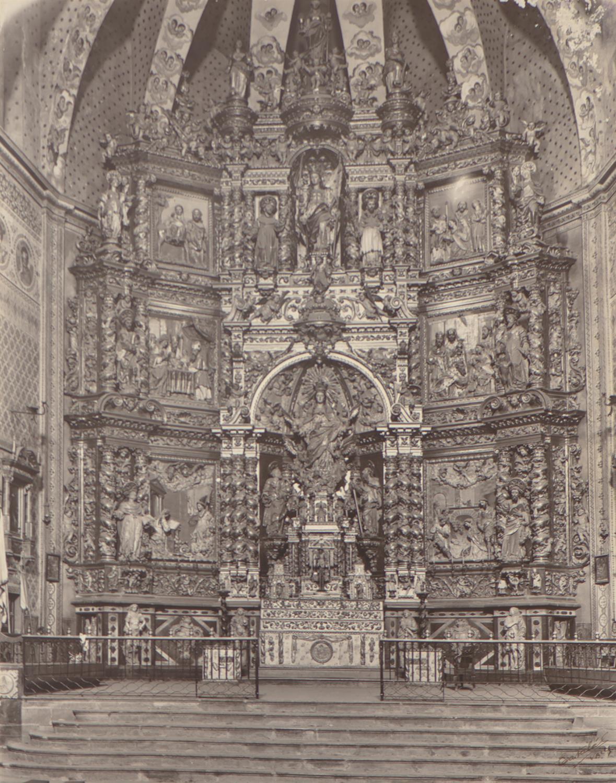 Alcover. Altar Major | Català i Pic, Pere