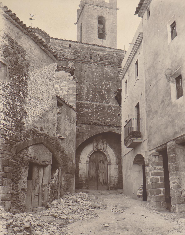 Conesa. Església. Campanar | Català i Pic, Pere
