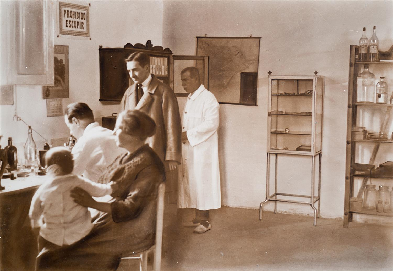 Tarragona. Institut d'Higiene. Dispensari | Vallvé Vilallonga, Hermenegild