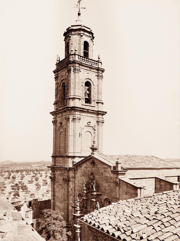 Villalba dels Arcs. Campanar | Vallvé Vilallonga, Hermenegild