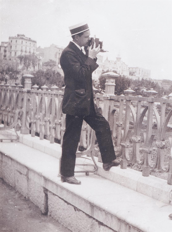 Tarragona. H. Vallvé al passeig de Santa Clara | desconegut