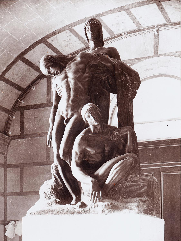 Monument als Herois de Tarragona | Vallvé Vilallonga, Hermenegild