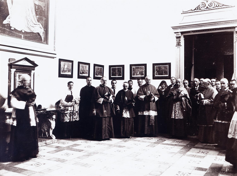Consagració episcopal del Dr. Manuel Borràs   Vallvé Vilallonga, Hermenegild
